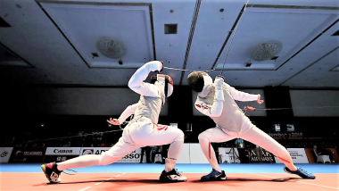 フェンシングW杯サンクトペテルブルク大会、男子フルーレの日本チームは15位