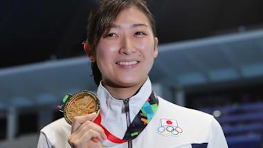 Rikako Ikee says cancer treatment