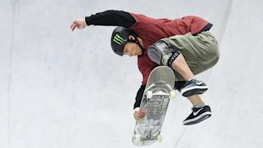 Ayumu Hirano a step closer to Tokyo 2020 skateboarding dream