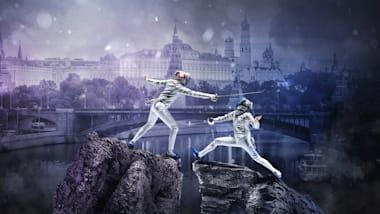 FIE Grand Prix Säbel - Moskau