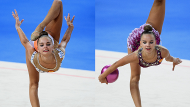 Spot the difference: why the Averina twins are not as identical as they look