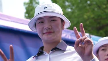 Олимпийский лук, лучшие моменты | Кубок мира, этап 2 - Шанхай