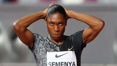 Caster Semenya to race next month in Paris