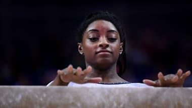 Simone Biles unveils groundbreaking gymnastics moves