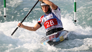 ICF Slalom World Cup - Lee Valley