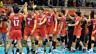FIVB男子バレーボールネーションズリーグ2019予選リーグ第3週3戦目:日本はオーストラリアに勝利し、2連勝
