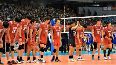 FIVB男子バレーボールネーションズリーグ2019予選リーグ第4週第3戦:日本はカナダに惜敗。決勝ラウンド進出は厳しく