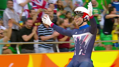 Jason Kenny: History in the making