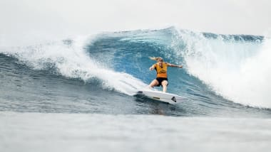 The race for Tokyo 2020 Surfing Olympic qualification is on
