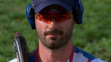 Men's Skeet Final | Shooting - European Games - Minsk
