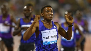 Gebrhiwet makes amends for blunder as Ethiopia World Champs team takes shape
