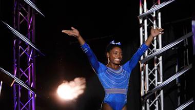 Simone Biles soars at U.S. Classic