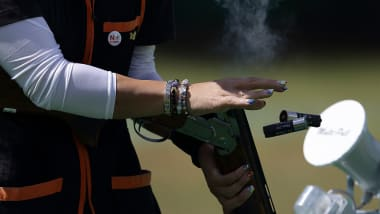 Indians struggle as skeet qualifications begin at ISSF World Cup