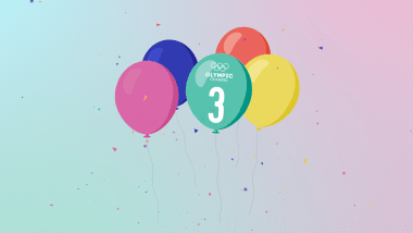 Olympic Channel turns three today!