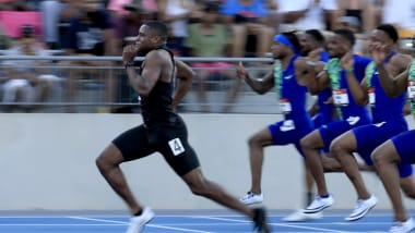 Christian Coleman cleared to race at World Championships after anti-doping case withdrawn
