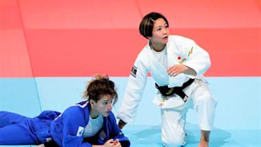 柔道世界選手権が開幕:女子48キロ級の渡名喜が準優勝。男子60キロ級の永山は銅メダル