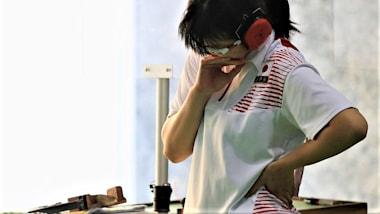 【射撃W杯】女子10メートルエアピストル|日本勢は予選敗退、最高順位は佐藤明子の予選グループ26位