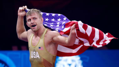 Exclusive: Kyle Dake's formula for wrestling greatness