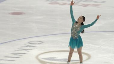 Rika Kihira takes Autumn Classic International victory