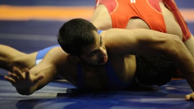 Indian Greco-Roman wrestlers suffer exit at World Championships