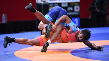 No joy for India's Greco-Roman wrestlers at World Champs