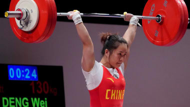 All you need to know about the World Weightlifting Championships