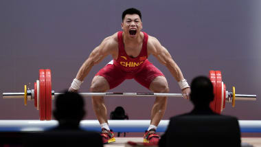 Jeremy Lalrinnunga records personal best at World Weightlifting meet