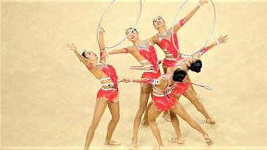 【新体操団体】世界選手権6日目:フェアリージャパン、過去最高タイ44年ぶりの総合銀メダル!
