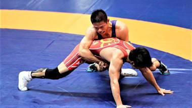 【レスリング】世界選手権カザフスタン大会8日目:フリースタイル74キロ級の奥井真生は東京五輪出場を確定できず