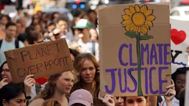 Atletas revelam como combatem as mudanças climáticas