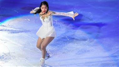 【フィギュアスケート】フィンランディア杯・女子FS|横井ゆは菜が銅メダル!