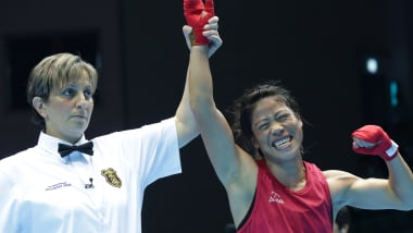 Mary Kom to participate in Asian Olympic Qualifiers