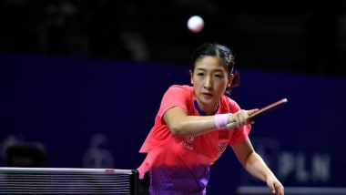 【卓球】女子W杯3日目|中国の劉詩文が5度目の優勝。日本勢はW杯団体戦でリベンジへ