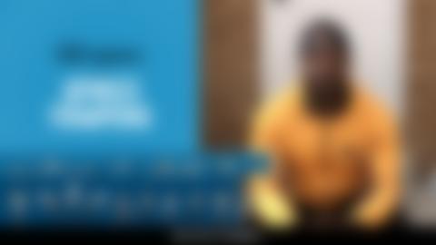 Exercices à domicile avec Akwasi Frimpong: Explosivité et vitesse
