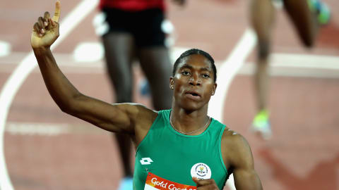 Caster Semenya shatters record at African Athletics Championships