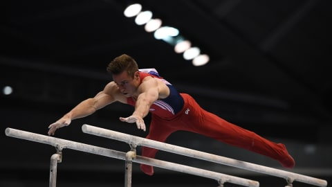 Chasing History – Sam Mikulak Aiming For Fifth U.S. Gymnastics Title