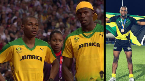 Rugby convert Warren Weir proves Bolt wrong!