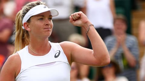 Coco Vandeweghe is in a New York state of mind