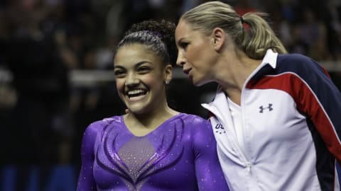 Life of Riley: McCusker seeks more at U.S. Gym Champs
