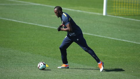 Usain Bolt keen to prove doubters wrong