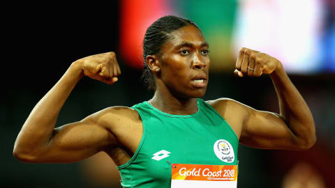 Caster Semenya leads explosive South Africa into Diamond League finals