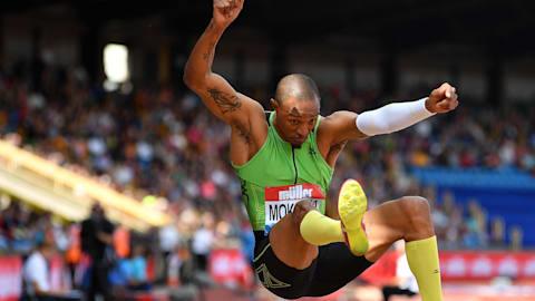 올림픽 은메달리스트 코트소 모코에나, 대담한 기록 예고