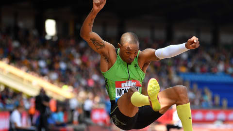 Khotso Mokoena, plata olímpica, da sus pronósticos sobre los récords