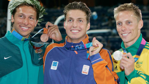 'Race of the Century' swimmer considering Dutch top job at Tokyo 2020