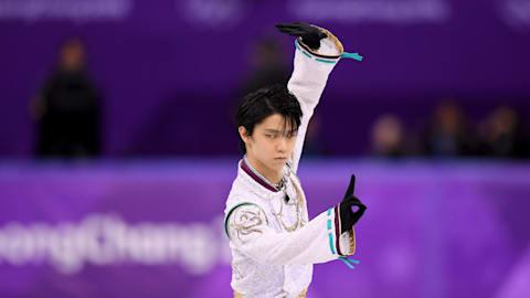 Yuzuru Hanyu opens season at Autumn Classic