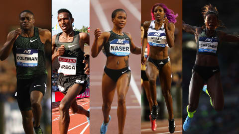 Five take-aways from the Diamond League Final in Brussels