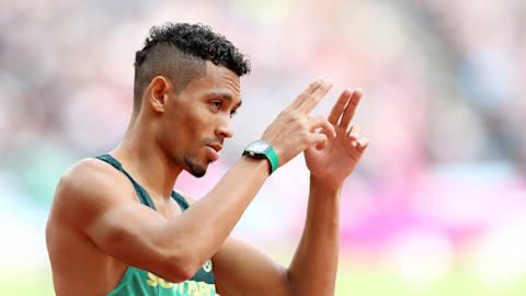 'Pain free' Wayde van Niekerk takes significant comeback step