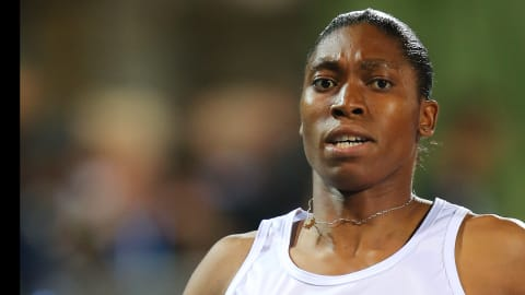 Caster Semenya signs with football club owned by South Africa captain Janine van Wyk