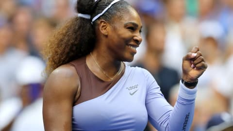 Breastfeeding: The bond that helped Serena Williams return