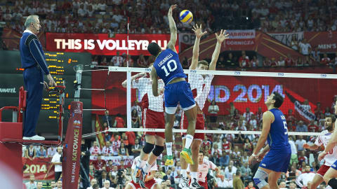 Five things to watch out for at the Volleyball Men's World Championship